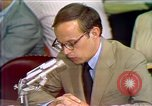 Image of John Dean testifies Washington DC USA, 1973, second 3 stock footage video 65675057463