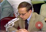 Image of John Dean testifies Washington DC USA, 1973, second 5 stock footage video 65675057463