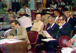 Image of John Dean's testimony Washington DC USA, 1973, second 2 stock footage video 65675057464