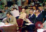 Image of John Dean's testimony Washington DC USA, 1973, second 7 stock footage video 65675057464