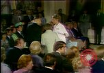 Image of Gerald Ford sworn in as President Washington DC USA, 1974, second 9 stock footage video 65675057482