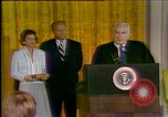 Image of President Gerald Ford's first speech Washington DC USA, 1974, second 4 stock footage video 65675057483