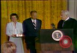 Image of President Gerald Ford's first speech Washington DC USA, 1974, second 6 stock footage video 65675057483