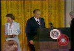 Image of President Gerald Ford's first speech Washington DC USA, 1974, second 7 stock footage video 65675057483