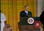 Image of President Gerald Ford's first speech Washington DC USA, 1974, second 8 stock footage video 65675057483