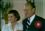 Image of President Ford swearing in Washington DC USA, 1974, second 7 stock footage video 65675057484