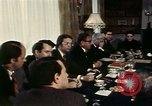 Image of Paris Peace Talks Yuelines France, 1973, second 4 stock footage video 65675057496