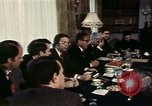 Image of Paris Peace Talks Yuelines France, 1973, second 5 stock footage video 65675057496