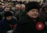 Image of Lenin Tomb Moscow Russia Soviet Union, 1972, second 8 stock footage video 65675057501