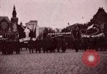 Image of Citizens parade Russia Soviet Union, 1937, second 1 stock footage video 65675057502
