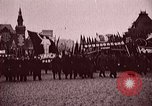 Image of Citizens parade Russia Soviet Union, 1937, second 3 stock footage video 65675057502