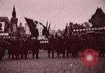 Image of Citizens parade Russia Soviet Union, 1937, second 5 stock footage video 65675057502