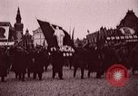 Image of Citizens parade Russia Soviet Union, 1937, second 6 stock footage video 65675057502