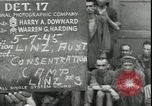 Image of concentration camp Linz Austria, 1945, second 5 stock footage video 65675057508