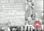 Image of concentration camp Linz Austria, 1945, second 6 stock footage video 65675057508