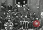 Image of concentration camp Linz Austria, 1945, second 8 stock footage video 65675057508