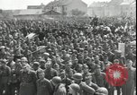Image of Hungarian General Linz Austria, 1945, second 4 stock footage video 65675057510