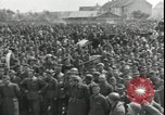Image of Hungarian General Linz Austria, 1945, second 8 stock footage video 65675057510