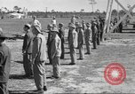 Image of Army Air Corps recruits in basic training Saint Petersburg Florida USA, 1942, second 7 stock footage video 65675057548