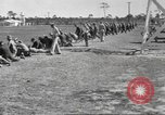 Image of Army Air Corps recruits in basic training Saint Petersburg Florida USA, 1942, second 12 stock footage video 65675057548