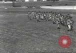 Image of Gas attack training for US Army World War 1 United States USA, 1917, second 10 stock footage video 65675057560