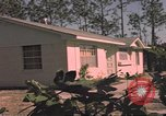 Image of Housing and Urban Development housing project Mississippi United States USA, 1966, second 2 stock footage video 65675057575