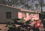 Image of Housing and Urban Development housing project Mississippi United States USA, 1966, second 4 stock footage video 65675057575