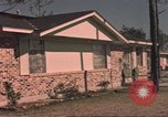 Image of Housing and Urban Development housing project Mississippi United States USA, 1966, second 10 stock footage video 65675057575