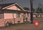 Image of Housing and Urban Development housing project Mississippi United States USA, 1966, second 12 stock footage video 65675057575