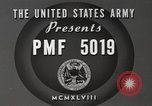 Image of World War II casualties Brentwood New York USA, 1948, second 4 stock footage video 65675057579