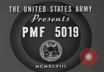 Image of World War II casualties Brentwood New York USA, 1948, second 7 stock footage video 65675057579