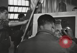 Image of occupational therapy for World War II mental casualties Brentwood New York USA, 1948, second 8 stock footage video 65675057588
