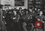 Image of group psychotherapy for World War II casualties Brentwood New York USA, 1948, second 4 stock footage video 65675057589