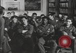 Image of group psychotherapy for World War II casualties Brentwood New York USA, 1948, second 6 stock footage video 65675057589