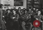 Image of group psychotherapy for World War II casualties Brentwood New York USA, 1948, second 8 stock footage video 65675057589