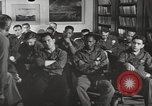 Image of group psychotherapy for World War II casualties Brentwood New York USA, 1948, second 9 stock footage video 65675057589