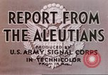Image of Aleutian Islands Campaign Aleutian Islands Alaska USA, 1943, second 6 stock footage video 65675057596