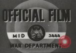 Image of textile factory Germany, 1945, second 2 stock footage video 65675057616