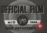 Image of textile factory Germany, 1945, second 6 stock footage video 65675057616