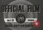 Image of textile factory Germany, 1945, second 7 stock footage video 65675057616