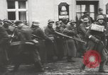 Image of German troops Poland, 1945, second 7 stock footage video 65675057620