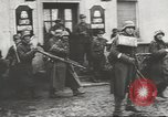 Image of German troops Poland, 1945, second 8 stock footage video 65675057620