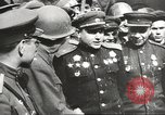 Image of World War 2 Allies meet in Torgau Germany, 1945, second 10 stock footage video 65675057622