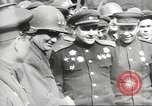 Image of World War 2 Allies meet in Torgau Germany, 1945, second 11 stock footage video 65675057622