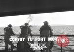 Image of bombing of Port Moresby by Japanese Port Moresby Papua New Guinea, 1942, second 7 stock footage video 65675057629