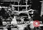 Image of Mass Production of Jeeps at Willys-Overland factory  Toledo Ohio United States USA, 1942, second 3 stock footage video 65675057632