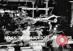 Image of Mass Production of Jeeps at Willys-Overland factory  Toledo Ohio United States USA, 1942, second 4 stock footage video 65675057632