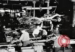 Image of Mass Production of Jeeps at Willys-Overland factory  Toledo Ohio United States USA, 1942, second 6 stock footage video 65675057632