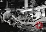 Image of Mass Production of Jeeps at Willys-Overland factory  Toledo Ohio United States USA, 1942, second 8 stock footage video 65675057632