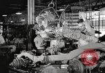 Image of Mass Production of Jeeps at Willys-Overland factory  Toledo Ohio United States USA, 1942, second 9 stock footage video 65675057632